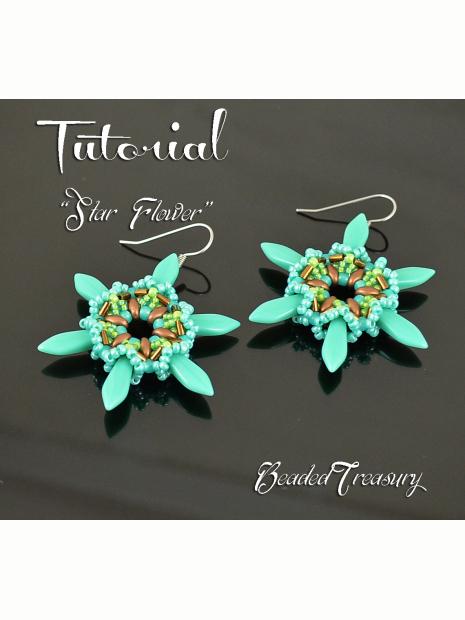 flower seed bead patterns
